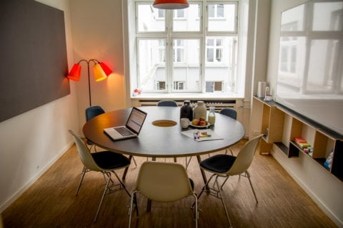 Conference room in Copenhagen