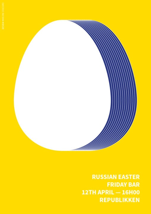 friday bar — russian easter