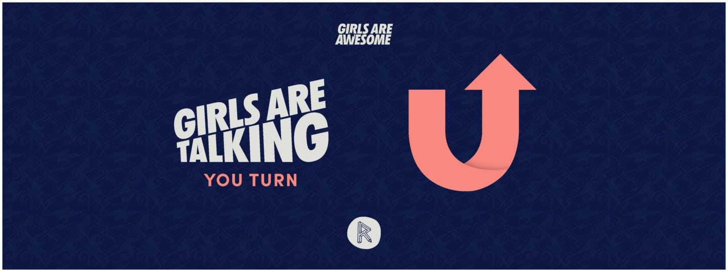 girls are talking